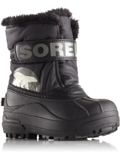 Sorel Snow Commander Boots Children black